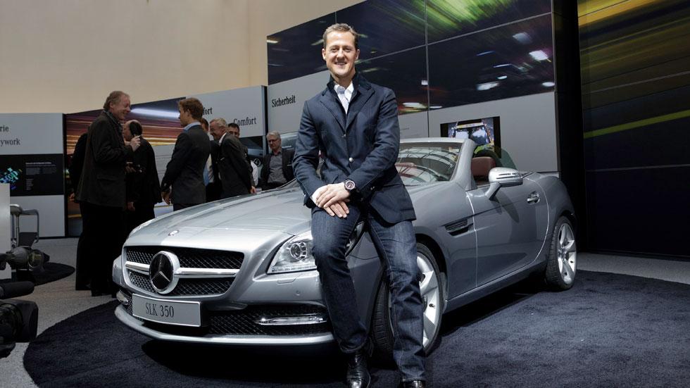 Michael Schumacher, nuevo jefe de seguridad de Mercedes