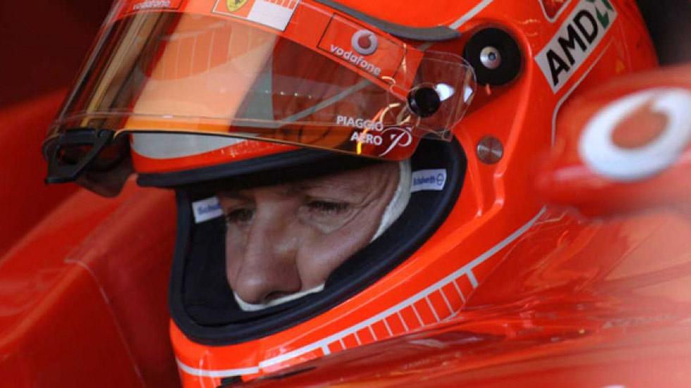 Buenas noticias: Michael Schumacher sale del coma inducido