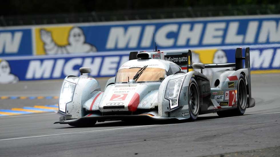 Michelin, su lucha en las 24 Horas de Le Mans