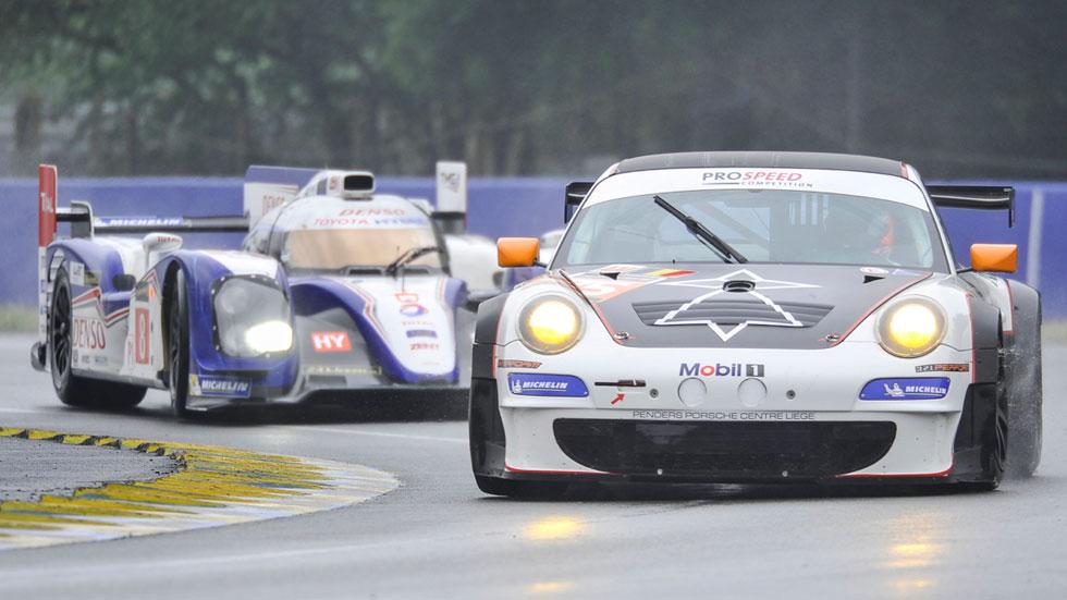 Michelin lanza su sección 'Altas Prestaciones'