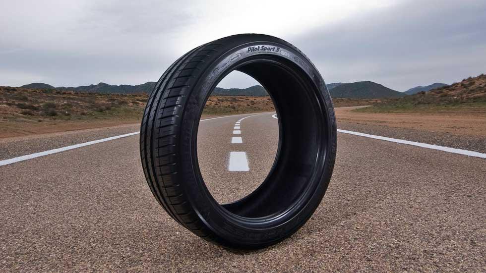 Los secretos del diseño de un neumático MICHELIN