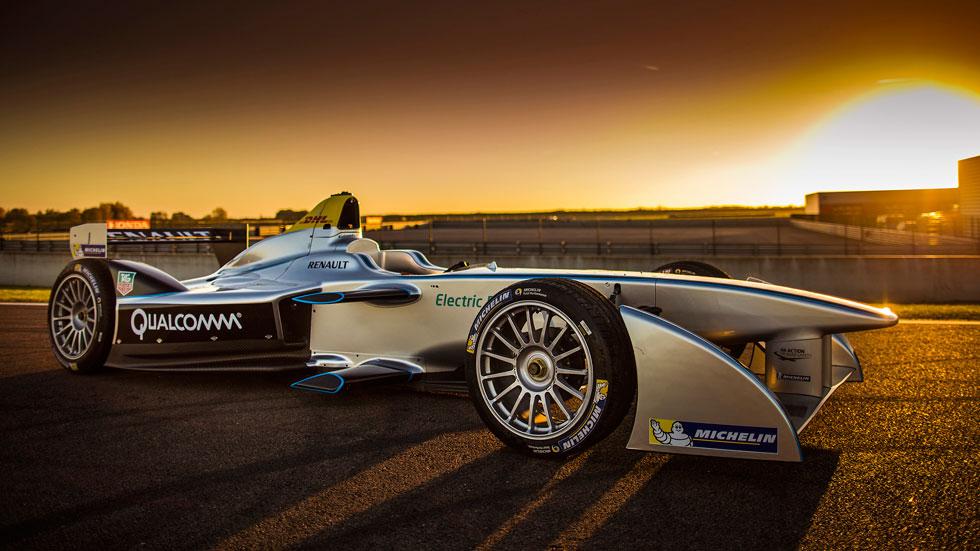 Michelin, férrea apuesta en la Fórmula E