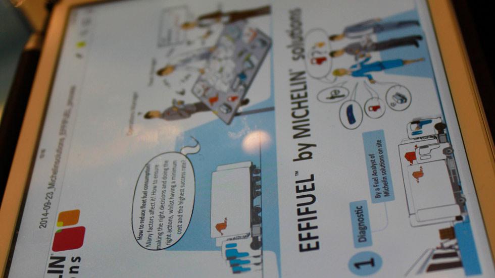 Challenge Bibendum: Michelin Solutions, para y por la movilidad profesional