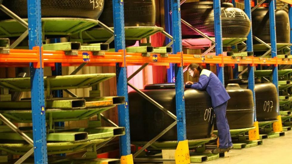 Michelin Valladolid defiende el empleo estable