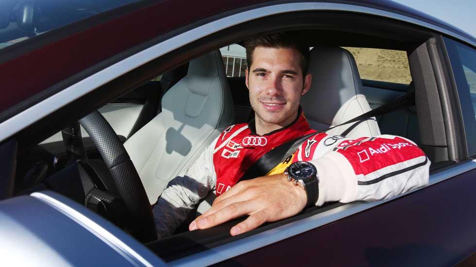 Videonoticia: Así es Miguel Molina, piloto de Audi en el DTM