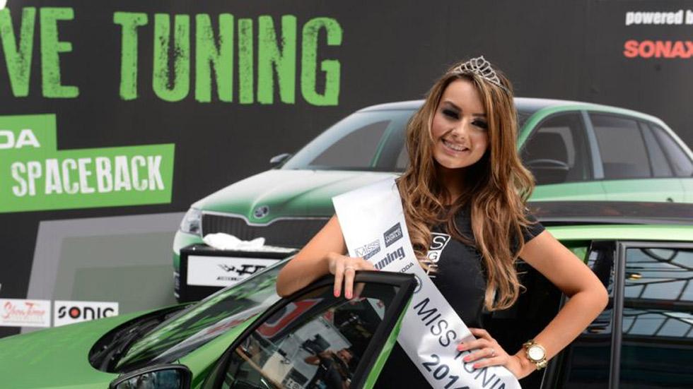 Miss Tuning 2014 ya tiene ganadora: Veronika Klimovits