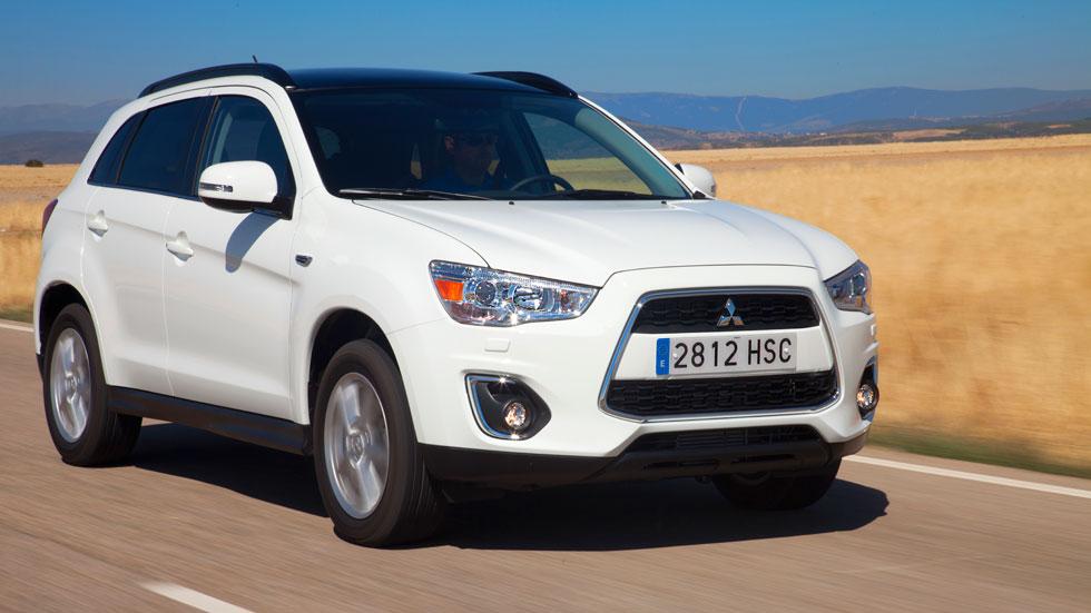 Mitsubishi ASX Automático, tope de gama desde 33.500 euros
