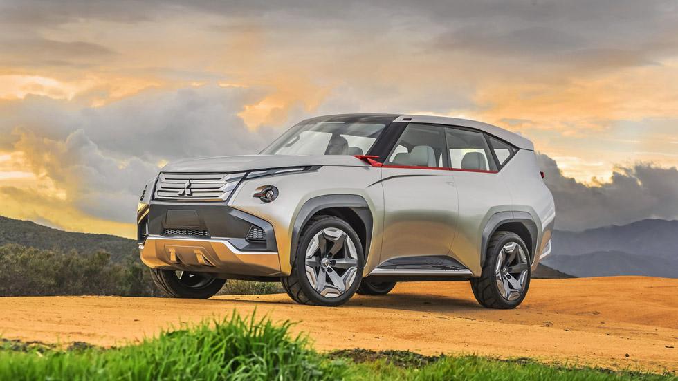 Mitsubishi Concept GC-PHEV, ADN futuro a lo grande