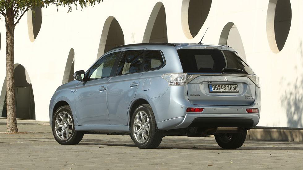 Precios del Mitsubishi Outlander PHEV