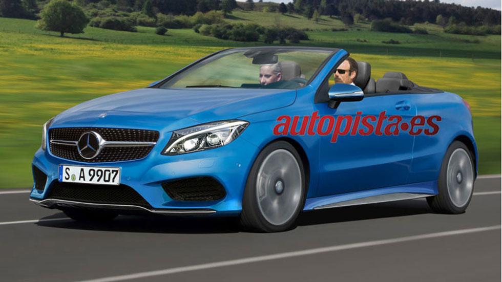 Avalancha Mercedes: los modelos que llegarán en 2014 y 2015