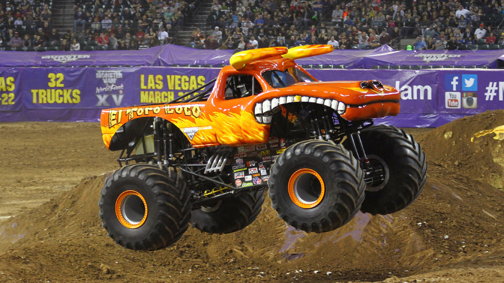 Monster Jam: el origen