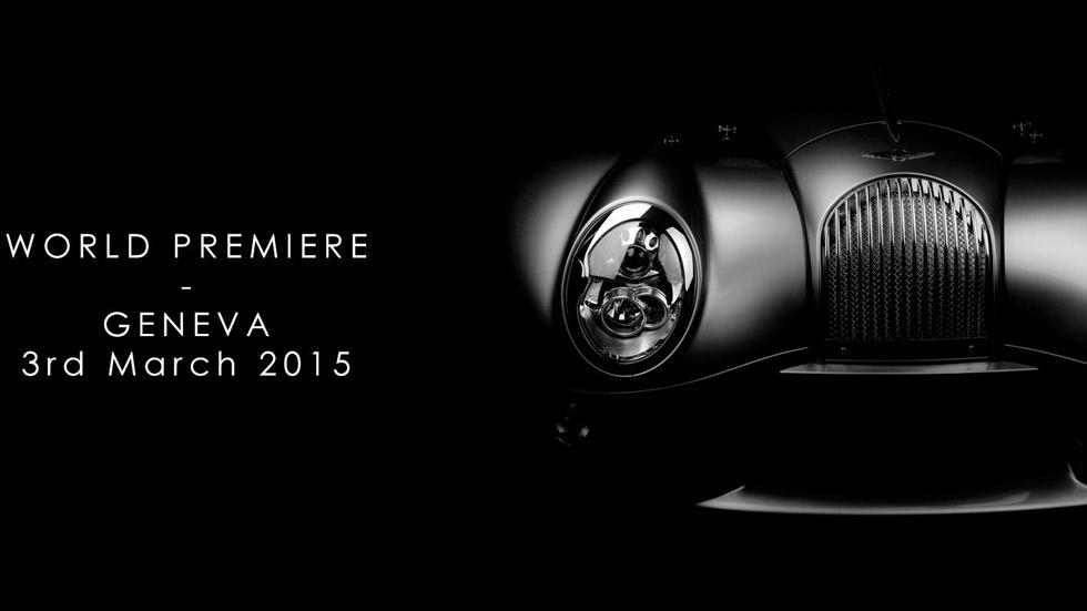 Morgan confirma un nuevo coche para Ginebra 2015
