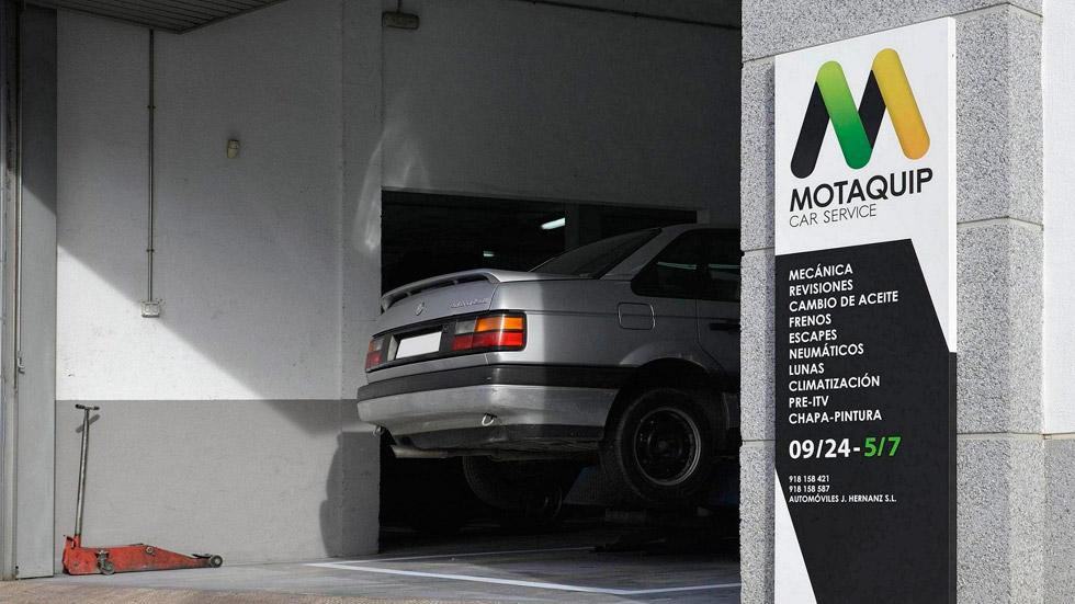 Motaquip: taller rápido 'de marca'