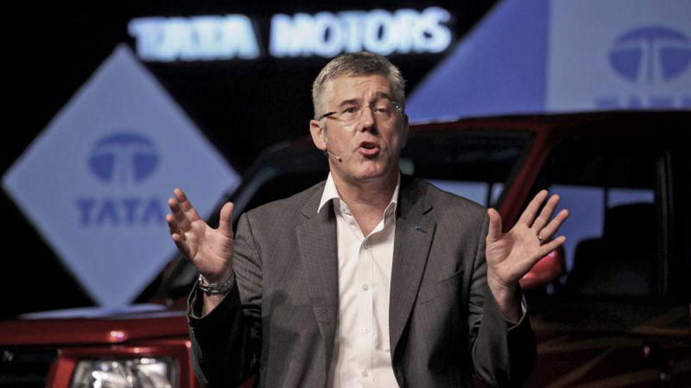 Muere el consejero delegado de Tata Motors al caer de un piso 22 en Bangkok
