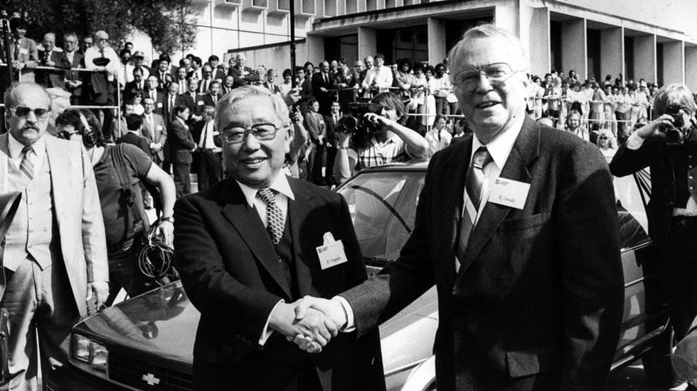 Muere el ex presidente de Toyota