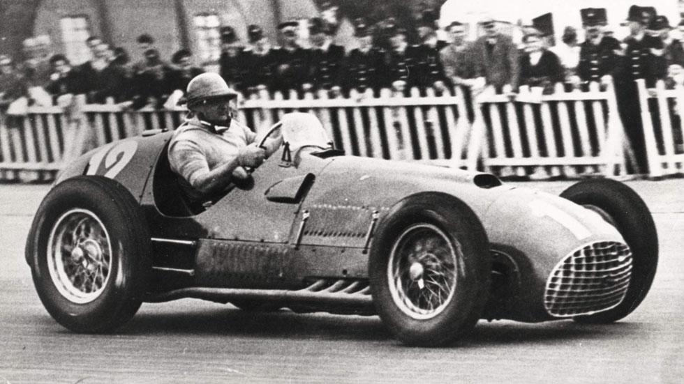 Muere José Froilán, el primer gran piloto de Ferrari