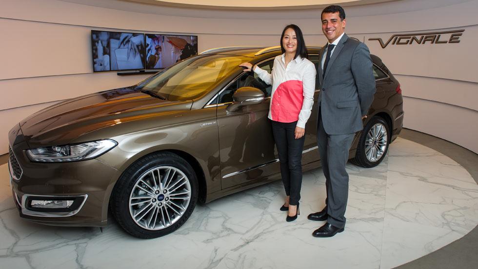 Erika Tsubaki, cazatendencias de Ford: 'las mujeres influyen en el diseño de los interiores'