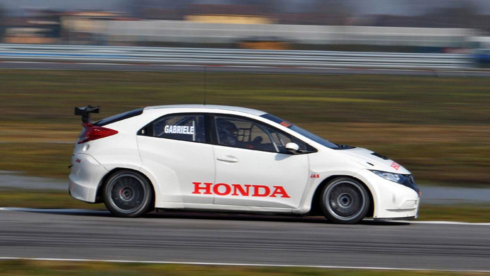 Mundial de Turismos: Honda Civic WTCC 2013