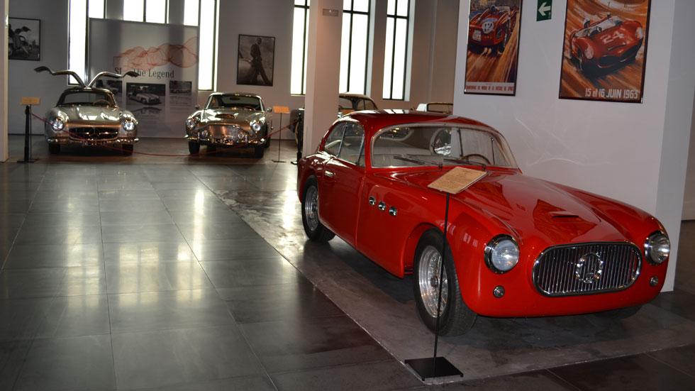Museo del Automóvil de Málaga: historia, arte y cultura unidas