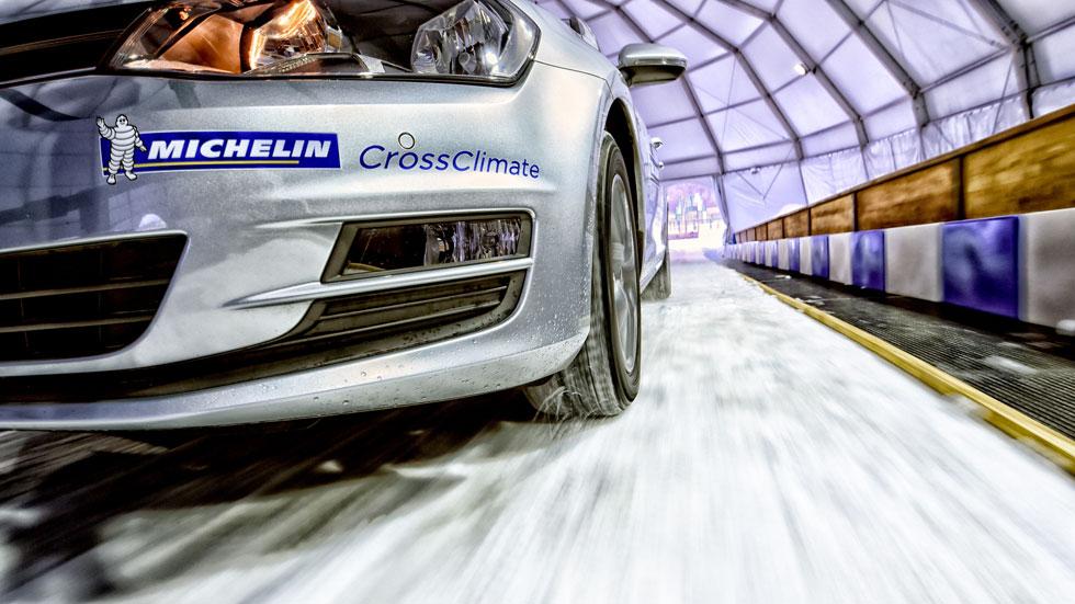 Todos los secretos del Michelin CrossClimate, el neumático para todo el año