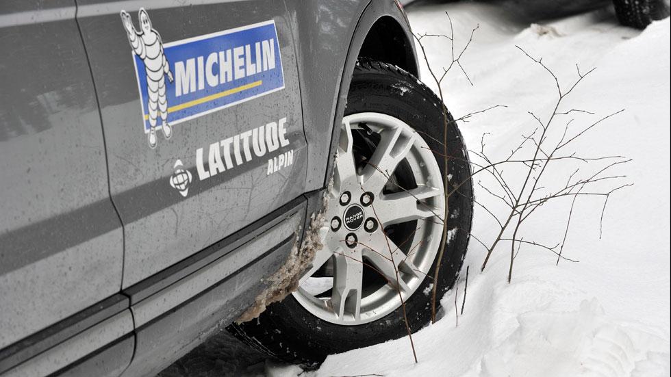 Neumáticos de invierno: conoce sus ventajas