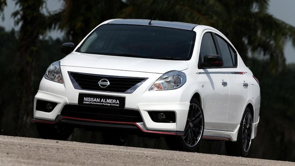 Nissan Almera Nismo, ¡bienvenido a la familia deportiva!