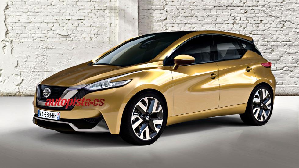 Nissan hará un compacto con alma española