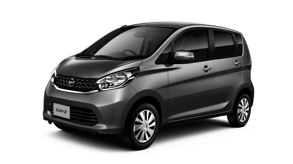 Nissan Dayz y Mitsubishi eK, nuevos microcoches para el mercado japonés