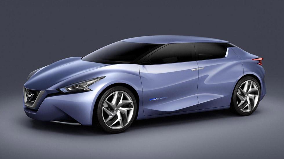 Nissan Friend-ME Concept, un prototipo para los jóvenes