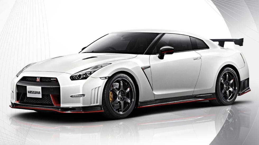Nissan GT-R Nismo, el rugido de Godzilla