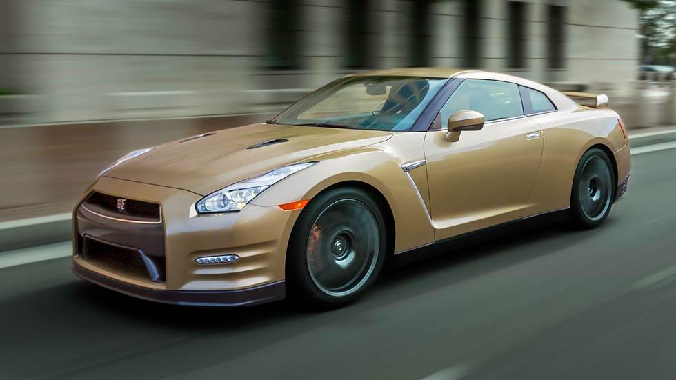 Nissan GT-R 45 Aniversario, celebración deportiva