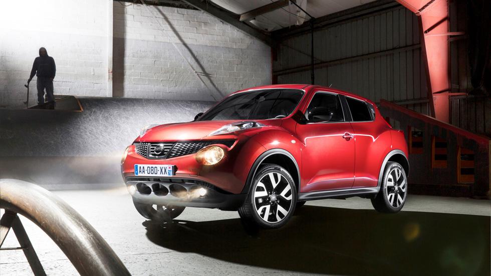 Nissan Juke N-Tec, conexión directa al futuro