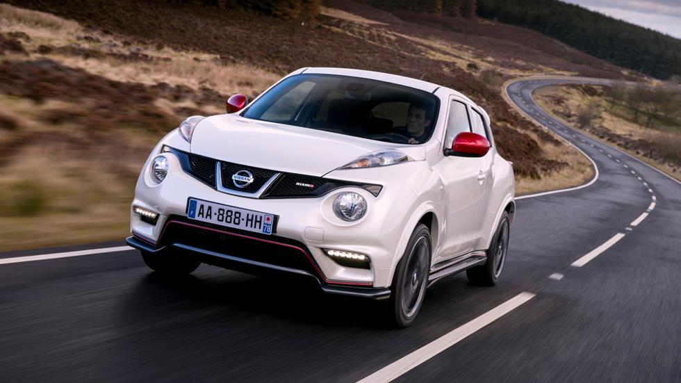 Contacto: Nissan Juke Nismo, SUV urbano deportivo de 200 CV