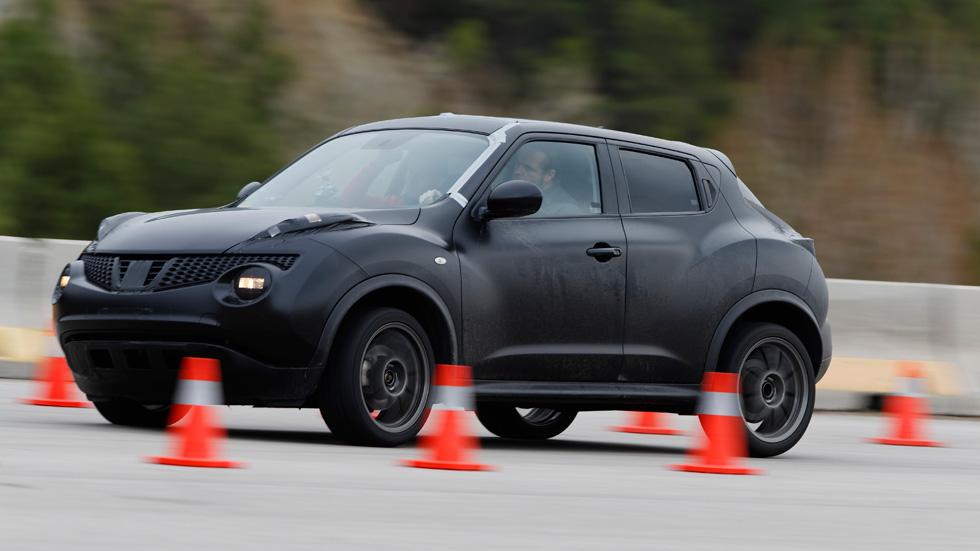 Nissan Juke Nismo prototipo, aún más radical y potente