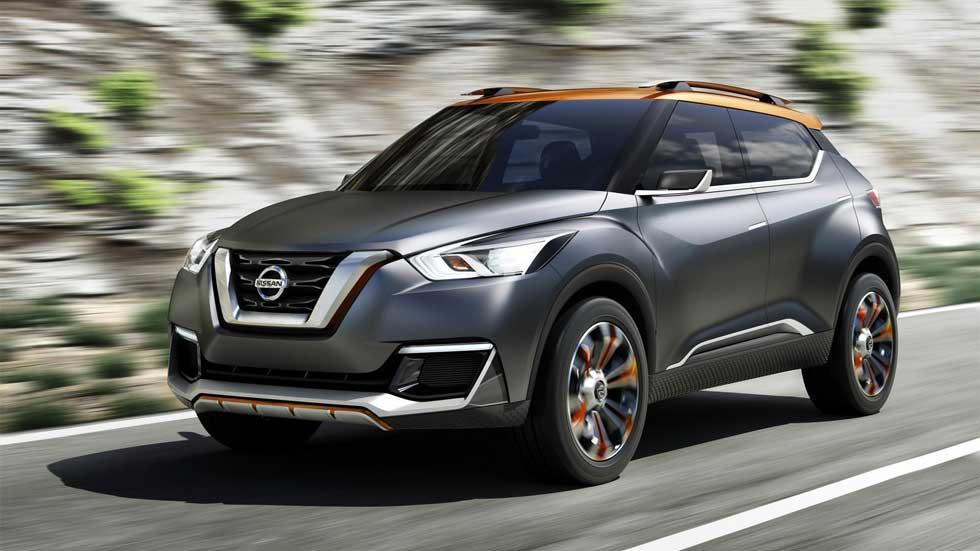 Nissan Kicks, SUV sambero