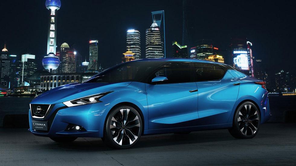 Nissan Lannia Concept, homenaje a la juventud china