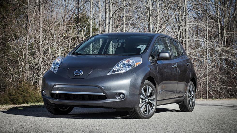 Nissan Leaf 2013, más autonomía para el eléctrico japonés