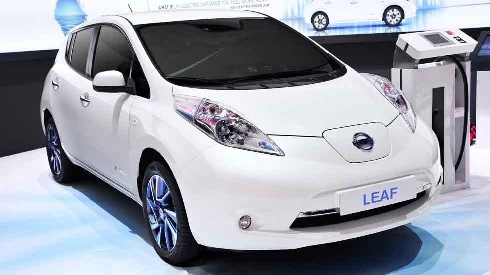 Nissan Leaf Acenta Limited Edition, el más rápido en cargarse