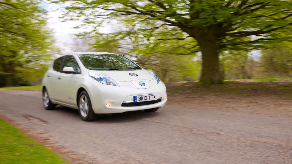 Nissan Leaf, un eléctrico líder de ventas en Noruega