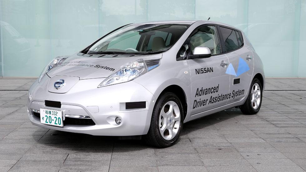 Nissan Leaf, el eléctrico más vendido del mundo