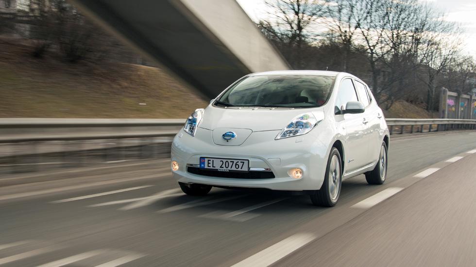 Nissan Leaf, primer eléctrico homologado como taxi