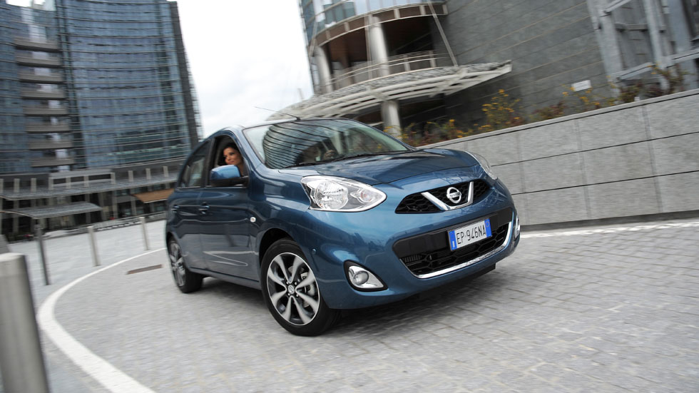 Prueba: Nissan Micra 1.2 DIG-S Tekna Premium, personalidad urbana