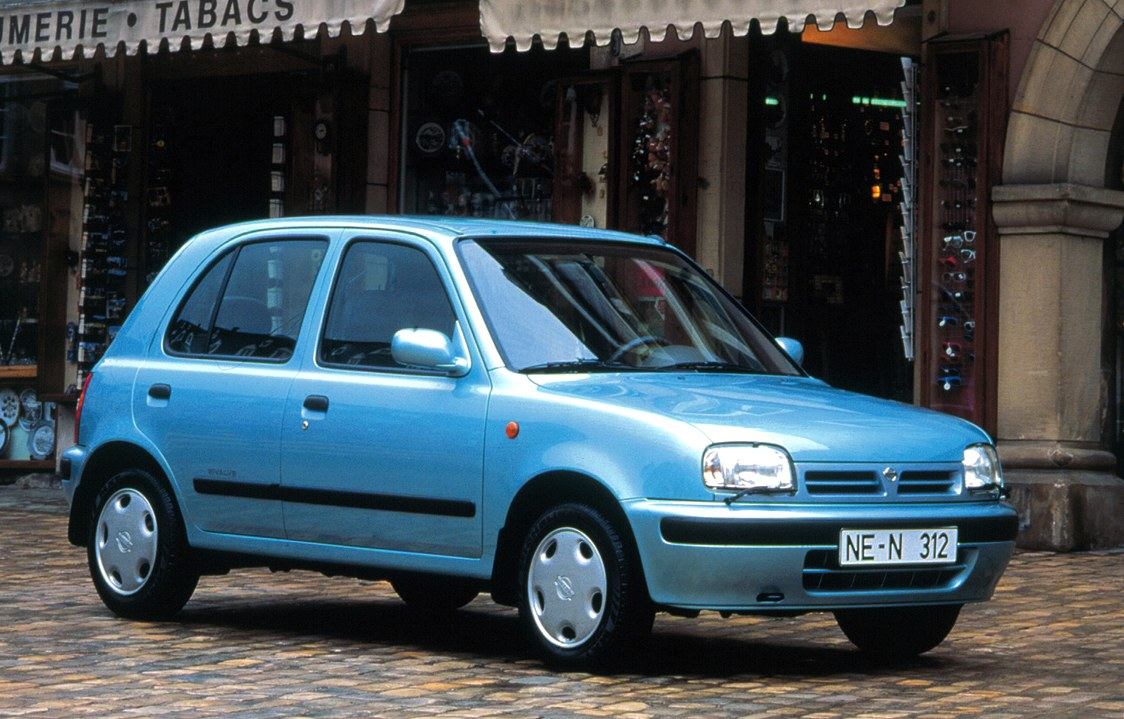 Nissan Micra (1993)