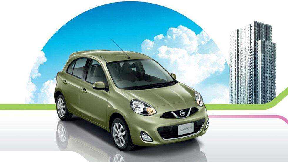 El Nissan Micra 2013, con leves cambios de aspecto