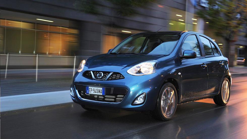 El Nissan Micra 2013 te muestra su nueva cara