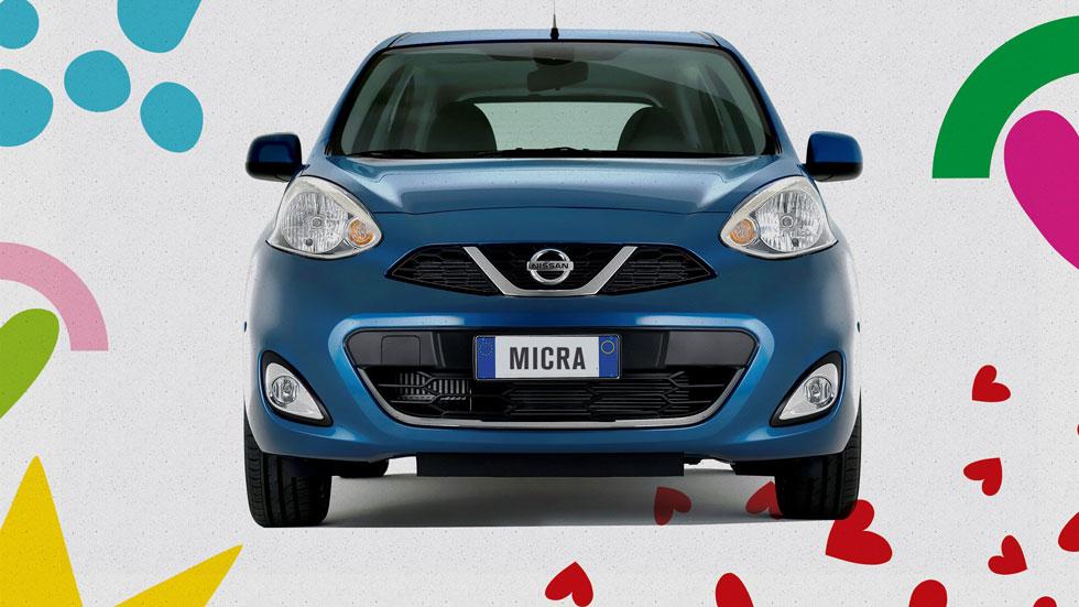 Nissan Micra Agatha Ruíz de la Prada, vota tu favorito en Facebook