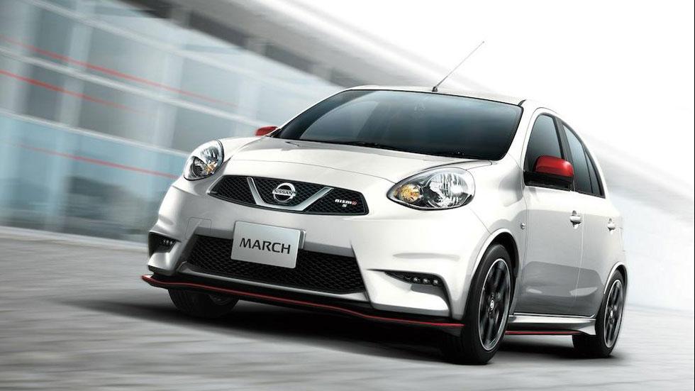 Las versiones Nismo y Nismo S llegan al Nissan Micra