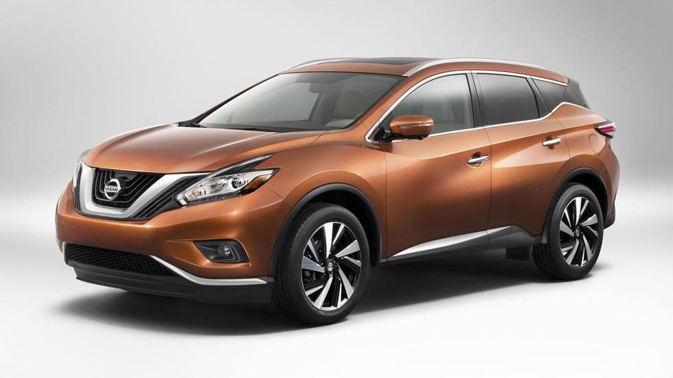 Nissan Murano 2015, elegante modernidad