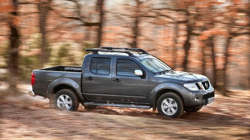 Nuevo Nissan Navara 2015: se siente en forma