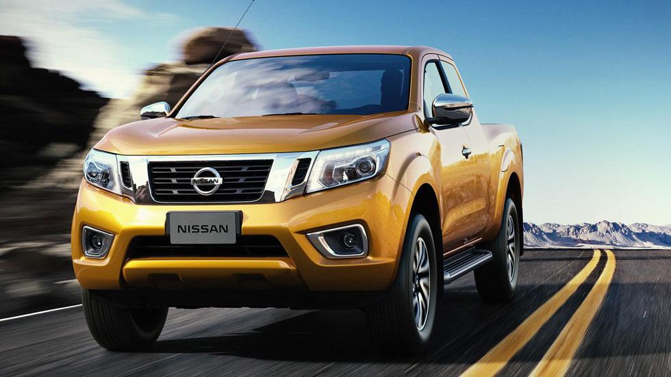 Nissan Navara: llega la duodécima generación